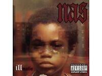 NAS- Illmatic- *CD* (ORIGINAL)