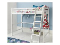 Kids Mid-High Sleeper Bed only 6 monthd old!