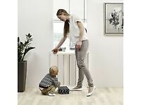 Baby Dan retractable foldingsafety door stair gate gaurd