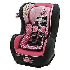 Disney Minnie Mouse Cosmo SP Luxe Group 0-1 Car Seat (brand new)