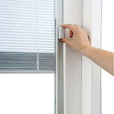 MINIBLINDS DOOR GLASS INSERTS