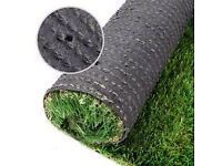 Artificial grass 4m x 1m new not been used