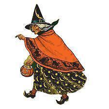 vintage halloween witches - Vintage Halloween Witches