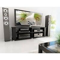 "Save 45% Off Brand New In Box Sonax Filmore 58"" TV Stands"