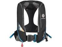 crewsaver 180 pro self inflating life jacket