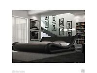 king size bed frame new