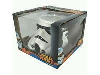Star Wars 3D Stormtrooper mug