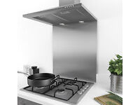 BRAND NEW - Electrolux Splashback 60 x 75cm - BARGAIN PRICE @ £20 Only!