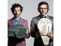 x1 ticket for Flight of the Conchords at Echo Arena (GREAT SEAT!)