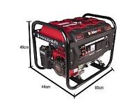2800W Petrol generator 2 month old used once
