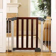 Installer barrière bébé