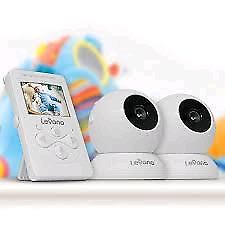 Caméra double de marque Levana