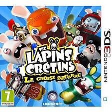 NEW 3DS LAPINS CRETINS GAME