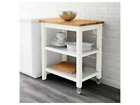 Ikea kitchen trolley / island - excellent condition, hardly used, bargain price