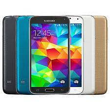 SAMSUNG GALAXY S5 IN AS NEW CONDITION WITH WARRANTY Maddington Gosnells Area Preview