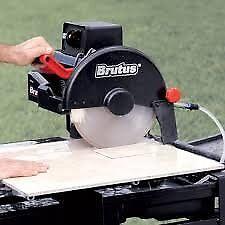 Brutus Pro 1100 Tile Saw