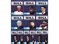 Wanted The Bill DVD covers and disk pictures