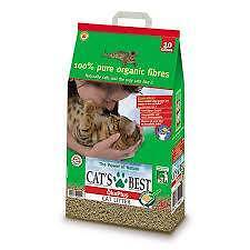 CAT'S BEST OKO PLUS CAT LITTER 10L 2 FOR $65 Burwood East Whitehorse Area Preview