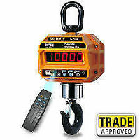 Huge Sale! New in Box Industrial Grade Crane Scales from $99.99