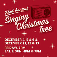 Singing Christmas Tree