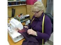 SEAMSTRESS / ALTERATIONS HAND required