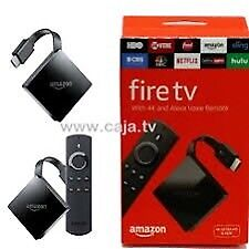 Fire tv4K new in the box loaded with kodi and lots of APK