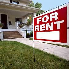 We are looking for a duplex, mini home or house for rent !!!