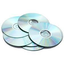 Selling discs online