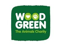 Events Fundraiser - Wood Green Animal Charity - £9/hr