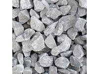 20mm Grey Carboniferous Limestone Chipping Decorative Aggregate Stone/Gravel PER TONNE