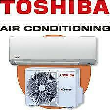 **TOSHIBA** SPLIT SYSTEMS ON SALE 2KW - 10.1KW FROM $682 Caboolture Caboolture Area Preview