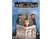 HOME ALONE 2 LOST IN NEWYORK REGION 2 DVD