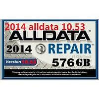 Mitchell Ondemand 5 + AllData 2014 - 2014 on External HDD $250