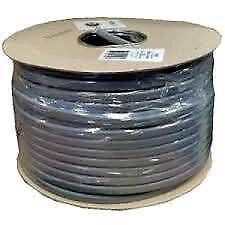 100 metres of 3 core cable