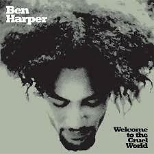 Welcome To The Cruel World-Ben Harper cd-Excellent condition