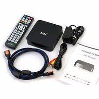 BRAND NEW FULLY PROGRAMMED ANDROID TV UNITS. Cut Your Cable