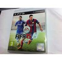 PS3 Games For Sale including Fifa 15