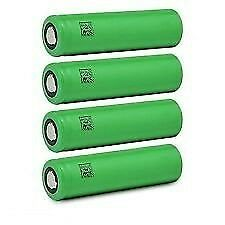 4 x 18650 AA 3.7V Lithium Li-ion Power Bank Batteries