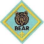 Cub Scout Bear Patch