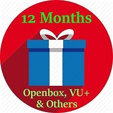 12 Month Gift - 100% Guarantee