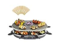 Andrew James 8 Person Raclette