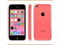 Apple iPhone 5c 16gb factory Unlock to all networks excellent use condition