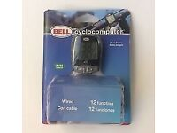BRAND NEW BELL CYCLO COMPUTER 12 FUNCTION