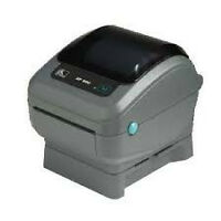Zebra THERMAL printer Imprimante code bar label printer ZP450