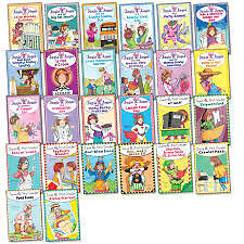 3 sets of Junie B Jones Hard & Soft Cover Books London Ontario image 2