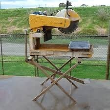 Brick Saw/  Block Saw for Hire - daily or weekly Coorparoo Brisbane South East Preview