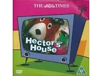Hectors House DVD Promo The Sunday Times Childrens All 30 Episodes Rare