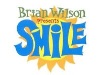 WANTED - Brian Wilson presents Smile, vinyl album.