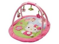 Hello kitty playmat
