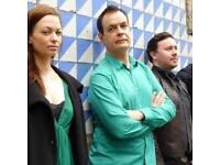 Two Wedding Present Tickets Salford Lowry 11 Sept 2016